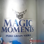 Magic Moments Vodka Close up Front