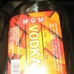 MGM Vodka Orange
