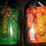 MGM Vodka Orange & Apple